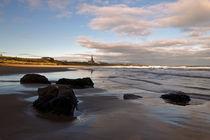 Tynemouth Longsands by David Pringle