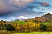 Scafell Pike, Lake District, England von Craig Joiner