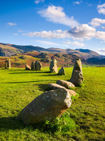 Castlerigg Stone Circle, Cumbria by Craig Joiner