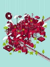 Sound City von Sandro Tanneberger
