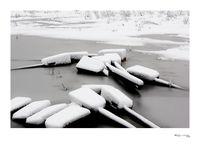 Snow Installation von xoanxo