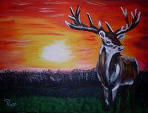 Der König des Waldes von Rudolf Urabl