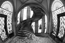 spiral staircase by Falko Follert
