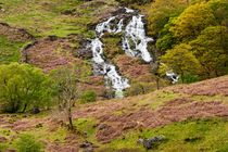 Nant Gwynant Waterfalls IV von Maciej Markiewicz