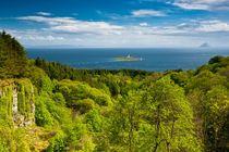 Pladda Lighthouse by Maciej Markiewicz