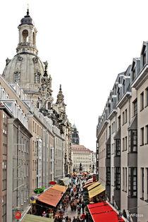 Dresden  von Angelika Wiedemeyer