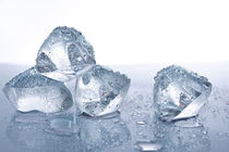 Ice Cubes by Peter Schenk
