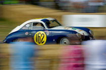 Classic rally Porsche  von Christopher Kelly