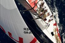 Audi Sailing Team4 von Xaume Olleros