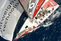 Audi Sailing Team3 von Xaume Olleros