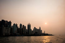 Hong Kong Sunset by Xaume Olleros