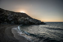 dunkler strand von Arno Kohlem