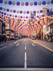 Singapore - China Town von Johann Oswald