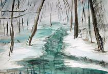 Winter von Ellen Fasthuber-Huemer