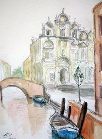 Venedig Impressionen von Ellen Fasthuber-Huemer