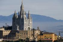 Sagrado Corazon Temple - Barcelona by Xaume Olleros