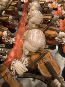 Wolfgang Amadeus Mozart von Steve Outram