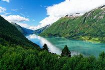 Fjaerlandfjord by nordicsmedia