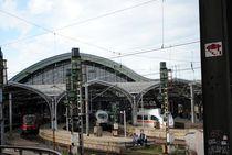 Bahnhof von Karina Uphaus