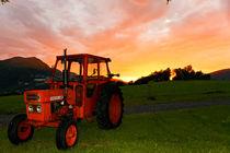 Der kleine rote Traktor ... von nordicsmedia