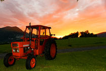 Der kleine rote Traktor ... by nordicsmedia