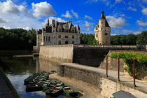Chateau Chenonceau, Loire Valley, France von Louise Heusinkveld
