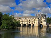 Chateau Chenonceau von Louise Heusinkveld