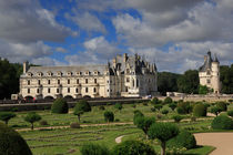 Chateau Chenonceau by Louise Heusinkveld