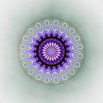 Mandala Freundschaft von Christine Bässler