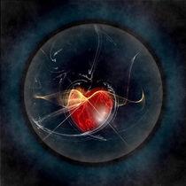 Herz im Kreis von Christine Bässler
