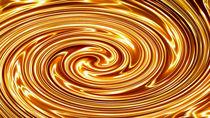 'Goldspirale' by Michaela Weber