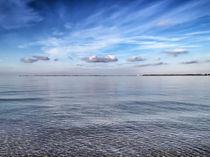 spiegelglatte Ostsee by Michaela Weber