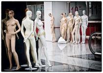 Models in Beijing by martinstudio