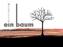 Ein Baum no.1 by Pia Schneider