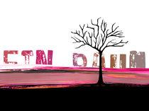 Ein Baum no.2 by Pia Schneider