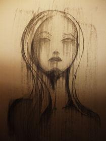 Ophelia (Portrait) by Justin Latimer
