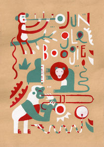 Jungle Boogie by Chema Peral
