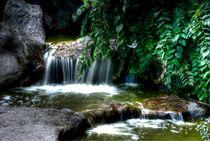 Der kleine Wasserfall von strangekiku