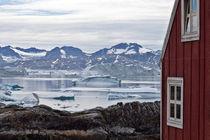 Sermilik Fjord by Giuseppe Maria Galasso