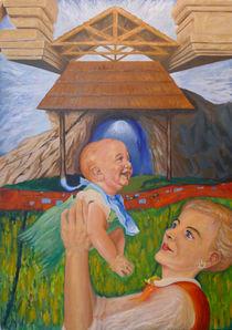 Ginger Jesus von Ben Johansen