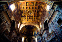Basilica of St. John Lateran von Carolyn McGraw