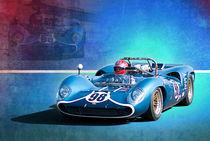 1966 Lola T70 von Stuart Row