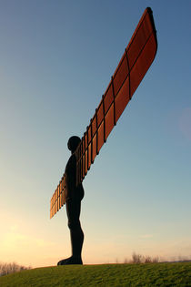 Angel of the North by Dan Davidson