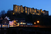 Durham Castle Twilight by Dan Davidson