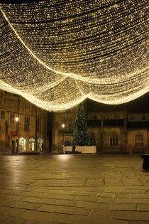 Durham Christmas Lights by Dan Davidson