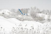Winterpause by Angelika Wiedemeyer