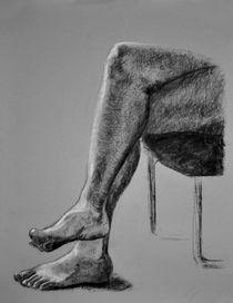 Füße by Rosel Marci