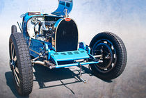 1927 Bugatti Type 35C von Stuart Row