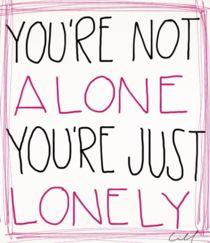 Lonely von Cindel Oh