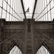 Brooklyn bridge von Matteo Angelotti